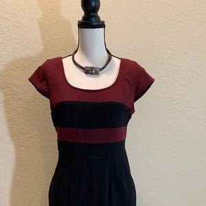 Spense color block dress Size 8